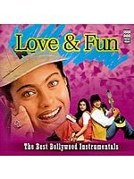 Love & Fun The Best Bollywood Instrumentals (Audio CD)