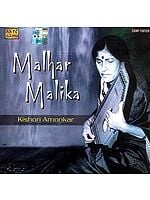 Malhar Malika (Audio CD)