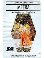 Meera India's Famous Poet Saint Devotional Drama Series (Hindi with English Subtitles) (DVD Video)