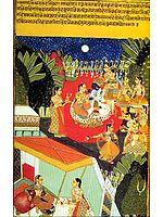 Miniature Paintings of Rajasthan