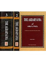 The Akbarnama of Abul Fazl (In Three Volumes)