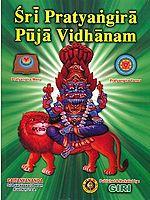 How to Worship Goddess Pratyangira