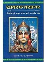शाबरमन्त्रसागर: गोपनीय एव अदभुत शाबर मंत्रो का दुर्लभ संग्रह (Rare Collection of Secret and Wonderous Shabar Mantras) - Shabar Mantra Sagar
