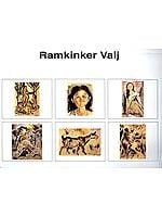 Ramkinker Vaij (Portfolio of 5 Prints)