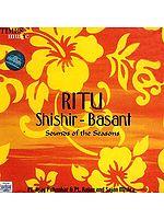 Ritu Shishir Basant Sounds of the Seasons (Audio CD)