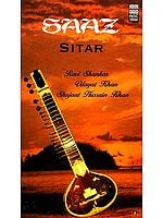 Saaz: Sitar (Set of Two Audio CDs)