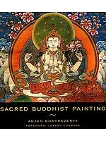 Sacred Buddhist Painting