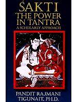 Sakti (Shakti) The Power In Tantra: A Scholarly Approach