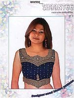 Shaantee Designer Blouse Patterns