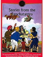 Stories from the Panchatantra - 5 IN - 1 (Comic Book)