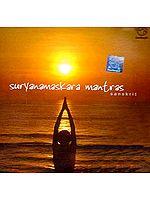 Suryanamaskara Mantras Sanskrit (Audio CD)