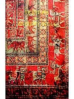 Textiles in Ancient India (An Old and Rare Book)