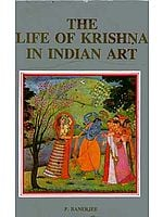 The Life Of Krishna In Indian Art