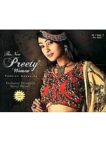 The New Preety Women: Exclusive Designer Blouse Patterns