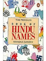 The Penguin Book Of Hindu Names