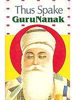 Thus Spake Guru Nanak