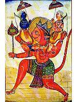 Veer Hanuman (Portfolio)