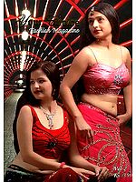 Your Choice: Designer Choli and Blouse Patterns