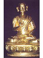 Lama Gyaltsab Je (1361-1431 / 1364- 1432)