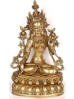 Tibetan Buddhist Deity- The White Tara