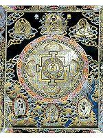 Mandala of Buddha