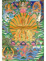 Rainbow Guru Padmasambhava