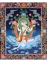 Saraswati - Goddess of Learning and Knowledge