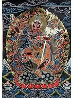 The Female Buddha Vajravarahi (Delusion Tamed by Wisdom)