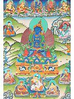 The Presiding Deity of Swayambhunatha Stupa