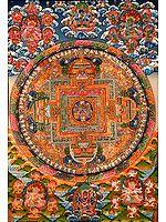 Yab Yum Mandala
