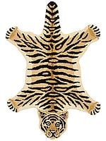 Tiger Yogic Asana Mat
