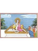 Adoration of Ardhanarishvara