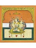 Goddess Maha Shakti