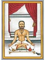 The Solemn Sadhaka