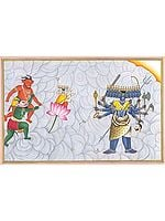 Mahakali - The Goddess Who Rules Over Time