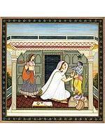 More To Girdhar Gopal Doosra Na Koyi (Mirabai)