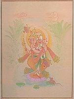 Nrittya Ganesha