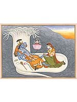 The Birth of Brahma