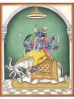 Varaha Avataar of Lord Vishnu