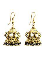 Kundan Chandeliers Earrings