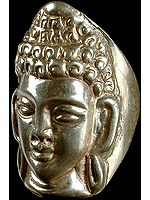Buddha Face Ring