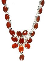 Carnelian Fine Necklace