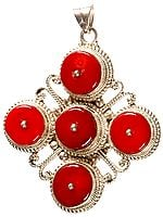 Pendant from Nepal
