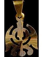 The Sikh Khanda pendant
