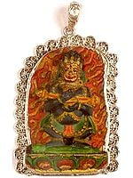 Dandapani Mahakala - The Protector of Buddhist Monasteries