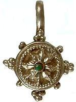 Dharma Chakra Pendant