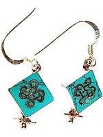 Endless Knot (Ashtamangala) Earrings