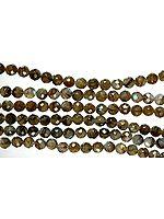 Faceted Labradorite Balls