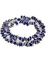 Lapis Lazuli Bunch Bracelet