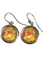 Lord Ganesha Earrings